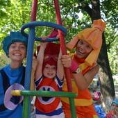 В Кировограде   Фикси ШОУ, пеппа, лунтик, винкс, монстер хай на детский праздник