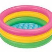 Детский надувной бассейн «Сияние Заката»,Intex 57402