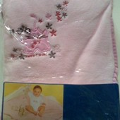 Детский плед Le Vele Baby Pink