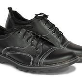 качественные мужские туфли натур. кожа 3 модели