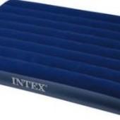Матрас надувной двуспальный Intex 68755, 183*203см