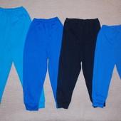 Спортивные штаны из интерлока в наличии
