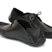 качественные стильные кожаные мужские мокасины  3 модели М 406,407,408
