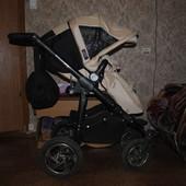 Продам коляску Kinder Rich Fuchs 2 в 1
