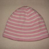 шапка на 3-6месяцев