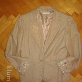 нарядный фирменный пиджак