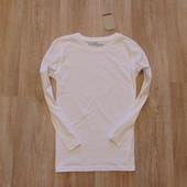 #117. Новый белый реглан от Zara для мальчика, размер 9-10 лет.
