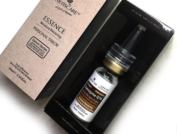 Artiscare коэнзим q10 сыворотка от морщин и старения лифтинг увлажнение фото №1