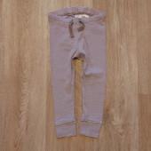 #135. Новые штаники от H&M для новорожденного, размер 9-12 месяцев.