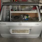 б/у дверь Mercedes ml 270
