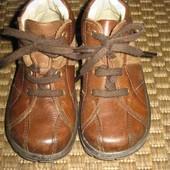 Черевики (ботинки) Elefanten 21 р. (стелька 13,5 см). шкіра. демисезон