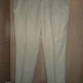 Брюки штаны большой размер пояс114-120-Marks&Spencer