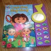 Музыкальная книжка Дора следопыт