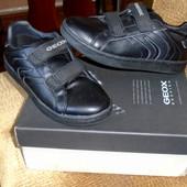 Новые туфли GEOX 33 р натуральная кожа
