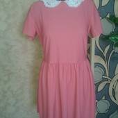 Женское платье River Island 48рр новое с воротничком