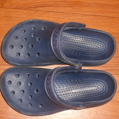 кроксы Crocs (Крокс) оригинал р 34-35 стелька 21,5-22см