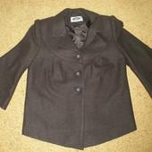Шерстяной  пиджак р.36_40. Торг!