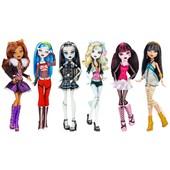 супер набор базовых кукол монстер хай  Monster high Original Ghoul Collections doll 6-pack Mattel