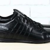 Туфли Ecco, р. 40-45 натур кожа, супер цена! nvk-2507