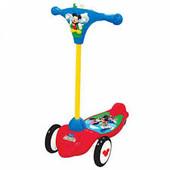 Самокат-скутер Kiddieland «Микки Маус», (048512)