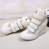 Модные кроссовки кроссы сникерсы Isabel Marant