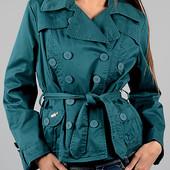 Продам легкую стильную куртку французского бренда Naf-Naf -650гр