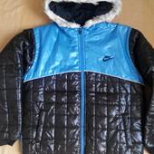 Куртка на синтепоне Nike р.46 (оригинал)
