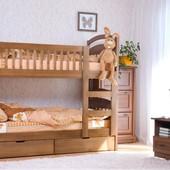 Супер цена,акция, двухъярусная кровать Карина от производителя