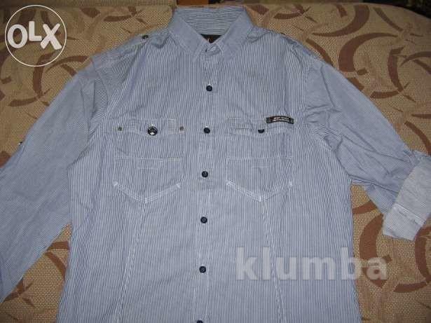 Сорочка рубашка Mish Mash розмір М ріст 176 см стан нової фото №1