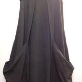 Pink Shadow. Платье сарафан с накладными карманами. Италия.
