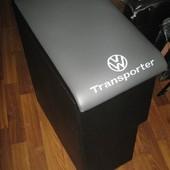Така конструкція нашого підлокітника на Volkswagen Транспортер Т5 забезпечує комфорт при тривалих по