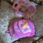 Рюкзак Винкс Флора, сумка в подарок