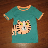 Классная футболка на 6-7лет