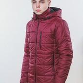 Мужская демисезонная куртка осень весна