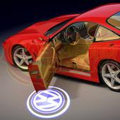 Качество!!! 7Вт/Cree/35*18мм. 278видов Подсветка дверей (врезная) Проектор логотипа авто