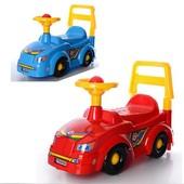 Машинка цвета автомобиль для прогулок ТехноК 2483,3848