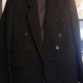 Пиджак  деловой, р.44 можно в школу