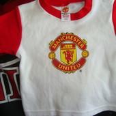 Фірмова футболка Манчестер .