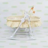 Шезлонг-люлька Baby Tilly Bt-bb-0003 Beige, бежевый
