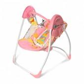 Кресло-качалка Baby Tilly Bt-sc-002 Pink, розовый
