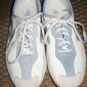 Мокасини (кроссовки) Marks&Spencer 38 р. 24,5 см. шкіра