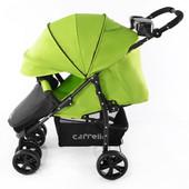 Коляска прогулочная Tilly Carrello Avanti Crl-1406 green, зеленый