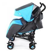 Коляска-трость Tilly Carrello Corsa crl-1401 blue, голубой
