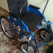 Инвалидная коляска.Новая.
