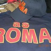 "фут-ка с дл. рукавом Lp+ кепка  - набор ""Kapa - as Roma"""