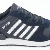 Мужские кроссовки ZX750 43, 44 размер