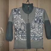 куртка ветровка демисезонная большой размер-56