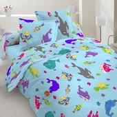 Комплекты постельного для детской кроватки. Новые расцветки.