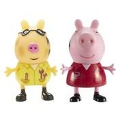 Набор фигурок Peppa - Пеппа и ее друзья (Зоя и Педро)