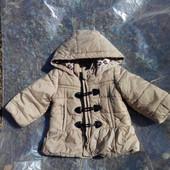 Matalan Куртка на флисе 9-12мес.